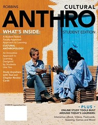Cultural Anthro (With Anthropology Coursemate With Ebook Printed Access Card)