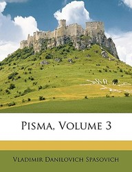 Pisma, Volume 3 (Polish Edition)