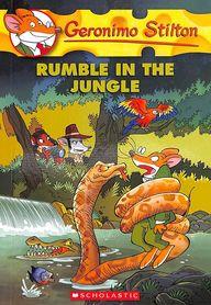 Rumble In The Jungle 53 : Geronimo Stilton