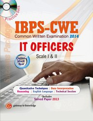 Study Guide I.B.P.S CWE Bank IT Officers Scale (I and II) Include Practice Sets and Online Mock Test