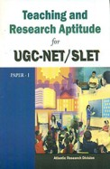 Teaching and Research Aptitude for UGC-NET/SLET Paper I