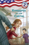 Capital Mysteries #2: Kidnapped at the Capital (A Stepping Stone Book(TM))