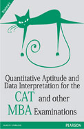 Trishna's Quantitative Aptitude and Data Interpretation for the CAT and Other MBA Examinations