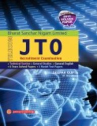 Guide to Junior Telecom Officer BSNL J.T.O 2014 (Includes Solved Paper): 7th Edition