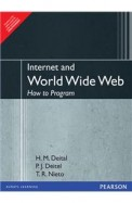 Internet & World Wide Web : How to Program