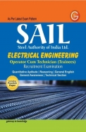 SAIL Steel Authority of India Limited Electrical Engineering: Operator Cum Technician (Trainees) Recruitment Examination