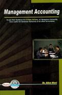 Management Accounting 6 Sem - Bu
