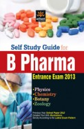 Self Study Guide for B.Pharma Physics, Chemistry, Botany, Zoology