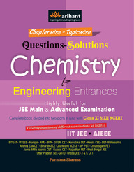 Chapterwise and Topicwise Chemistry Previous Years Engineering Entrances (Question withSolutions)