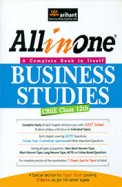 CBSE All In One Business Studies Class 12th