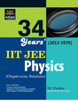34 Years IIT JEE Physics