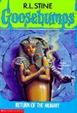 Return of the Mummy (Goosebumps)