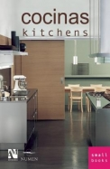 Kitchens: Smallbooks Series (English and Spanish Edition)