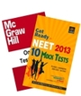 Mc Graw Hill NEET Accelerate Online Test Series and 10 Mock Tests for NEET 2013: Combo Offer