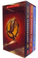 Hunger Games Trilogy Box Set of 3 Books
