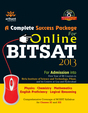 A Complete Success Package for Online BITSAT 013