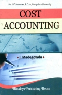 Cost Accounting For 4 Sem Bcom : Bu Code Paa 685