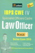 IBPS-CWE Specialist officer Cadre Law officer Scale IandIi Recruitment Exam