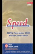 Speed AIIMS November 2011 Answers Discussion