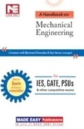 Handbook Mechanical Engineering for IES GATE PSUS and Other Competitive Exams