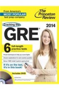 Cracking the GRE with DVD, 2014 Edition (Graduate School Test Preparation)