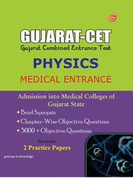 Gujarat-CET (Physics)(Medical Entrance)