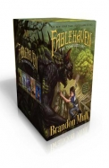 Fablehaven: Complete Set (Boxed Set): Fablehaven; Rise Of The Evening Star; Grip Of The Shadow Plague; Secrets Of The Dragon San