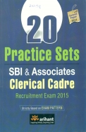 20 Practice Sets-SBI and Associates Clerical Cadre Recruitment Exam