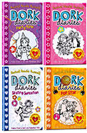 Dork Diaries (Boxed Set)