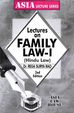 Lectures On Family Law - 1 : Hindu Law