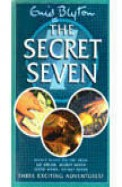Secret Seven On The Trail Three In One