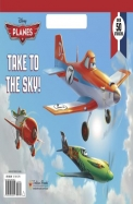 Take to the Sky! (Disney Planes) (Big Coloring Book)