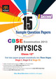 CBSE 15 Sample Question Paper: Physics for Class 12th