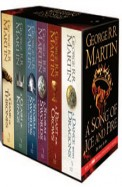 A Song of Ice and Fire (Set of 6 Books)